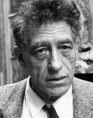 2. Alberto Giacometti