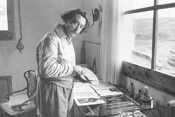 2. Salvador Dali