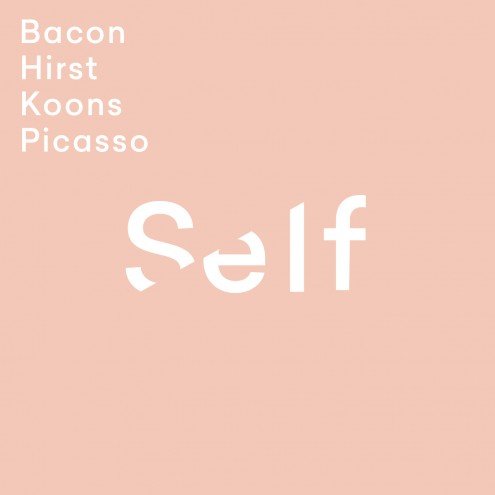 Self - Bacon Hirst Koons Picasso